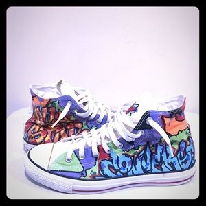 Limited edition All Star Converse
